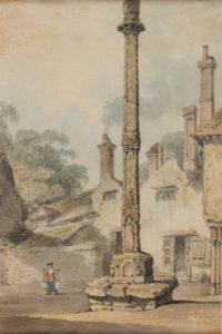 Country Cross - J.M.W Turner