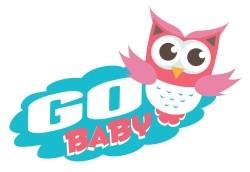 GO Baby logo