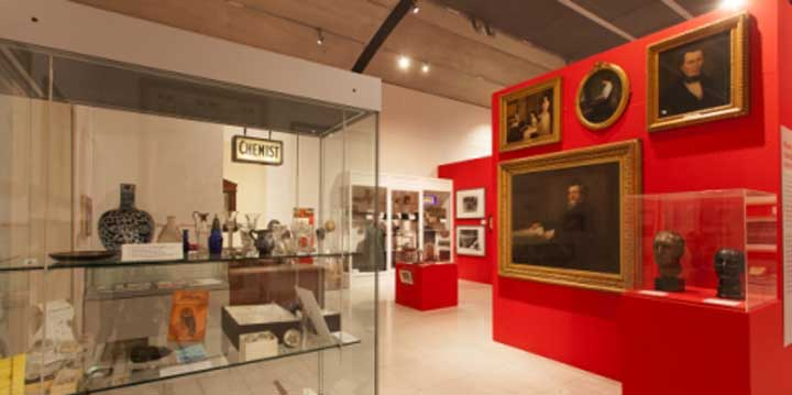 in Gallery 1 - Oldham Stories exhibition · Our Collections 741cb3573ffe